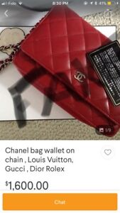 do not purchase any chanel or Louis Vuitton