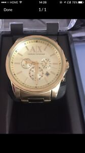 Men's Armani Exchange Watch