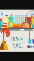 Cleaning services for all your needs!