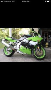 ZX6R 2500 nego