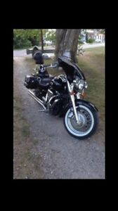 Yamaha Roadstar 1600 Midnight Star