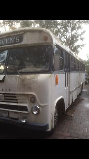 1967 Comair Coach (Decked Out ) - Project bus