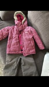 Toddler Girls Oshkosh snow suit