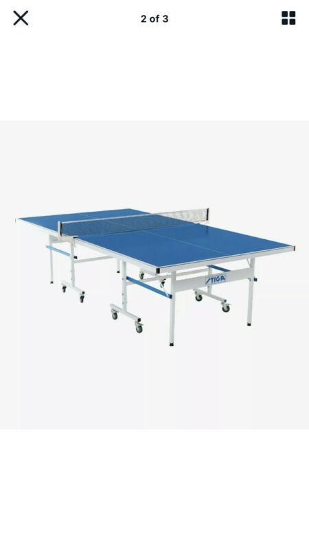 Stiga XTR Series Table Tennis Table Pro Indoor Outdoor All Weather Performance