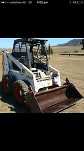 Excavation Bobcat and tipper hire $300 a load dirt removal Blacktown Blacktown Area Preview