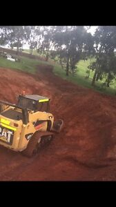 Caterpillar 257b positrack Churchill Latrobe Valley Preview