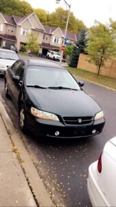 1999 Honda Accord vtec fully loaded