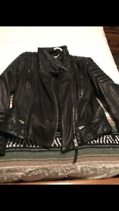 ALLSAINTS Women's Leather Jacket (Size 6)