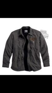 Brand New Harley jacket medium Sherpa lined Jacket