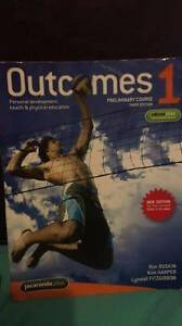 Outcomes 1 Preliminary course -  3rd edition Textbook Hinchinbrook Liverpool Area Preview