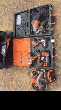 Aeg 18volt battery tools Tenambit Maitland Area Preview