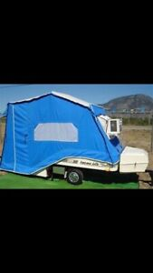 Lee's-ure lite camper trailer