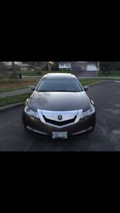 LOW KM MINT CONDITION 2010 ACURA TL SAFTEY & ETESTED