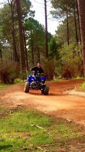 2012 Yamaha raptor 700cc quad bike Darch Wanneroo Area Preview