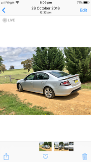 2009 ford falcon xr6 Mudgee Mudgee Area Preview