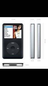Apple iPod Classic (160 GB) in Excellent Condition