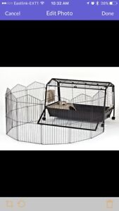 Oxbow Play Yard Small Animal Cage - Great Gift For Christmas!!