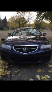 Acura TSX 2004 Fully equipped