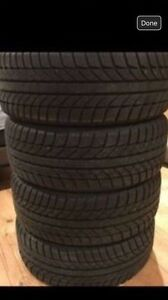 Winter Tire Champiro  Pro GT 205/55R16 With 4 Tires and NO Rimes