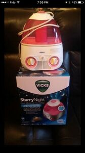 Vicks - Starry Night pink