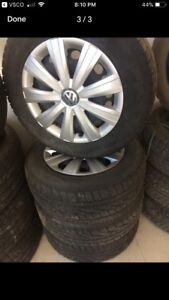 Selling a set of tires