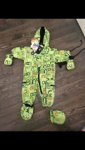 Toddler Snowsuit - New tags attached
