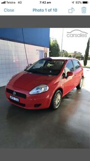 2008 fiat punto, turbo diesel. Manual Point Cook Wyndham Area Preview