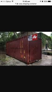 Looking for shipping container Zillmere Brisbane North East Preview