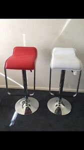 Bar stools. Jackass Flat Bendigo City Preview