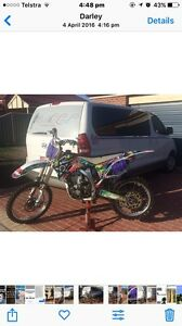2008 Yz450f Bacchus Marsh Moorabool Area Preview