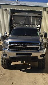 Immaculate 2012 Chevy  Silverado 3500HD