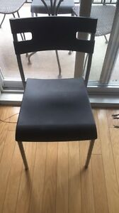 Ikea chairs - four