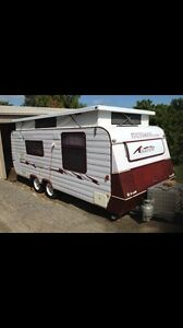 2003 Windsor Statesman Caravan Pop Top 18ft6. Port Lincoln Port Lincoln Area Preview