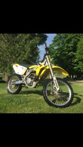2009 RM-Z 250- with ownership
