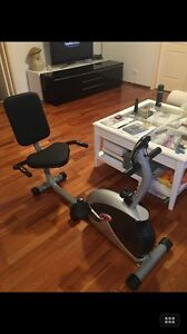Home gym. Exercise bike Eastwood Ryde Area Preview