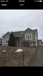 11 yr old home in popular Dieppe area