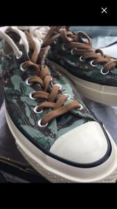 CONVERSE CHUCK TAYLOR ALL STAR 1970'S LOW TOP FLORAL ICEBERG