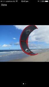 8m and 10m 2014 Ben wilson surf kite surfing kites compkete Torquay Fraser Coast Preview