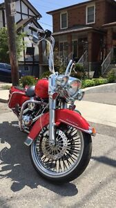 2003 Road King Firefighter Special Edition