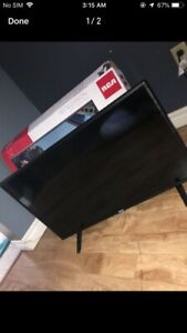 "RCA 32"" price reduced brand new"