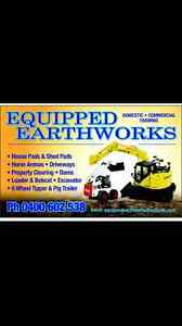 Equipped Earthworks Waroona Waroona Area Preview