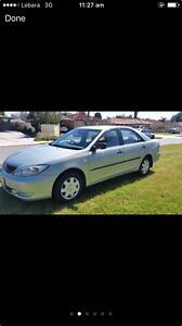 Toyota Camry 2004 Stirling Stirling Area Preview