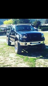 Mint lifted 2008 f150