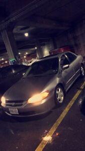 2000 Honda Accord UEX Sedan (NEED GONE)