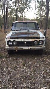1970 rn15 Toyota Hilux Regency Downs Lockyer Valley Preview