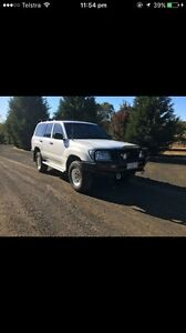 PRICE DROP 2001 Toyota Landcruiser 100 series Prospect Vale Meander Valley Preview
