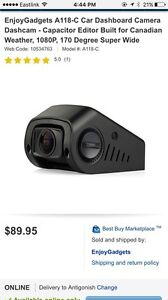 Looking for a dash cam