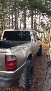 2005 Ford Ranger for parts or repair