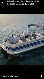 Wanted pontoon boat.  Cash buyer can pick up asap.