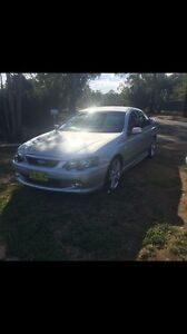 Xr6 turbo manual with 450hp Muswellbrook Muswellbrook Area Preview